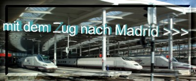 Zug nach Madrid 400
